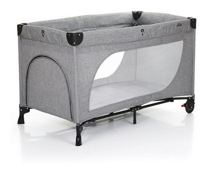 Berço Desmontável Moonlight Set Woven Grey - Abc Design