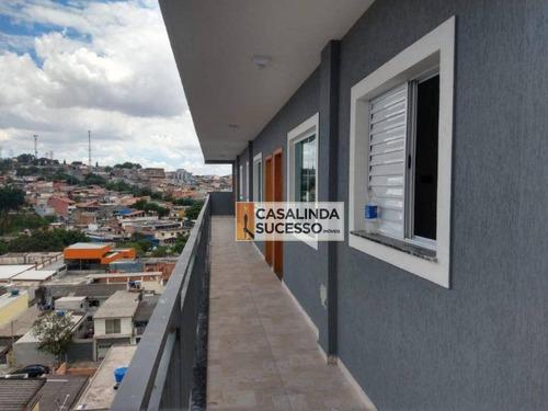 Apartamento À Venda, 50 M² Por R$ 245.000,00 - Vila Matilde - São Paulo/sp - Ap6210