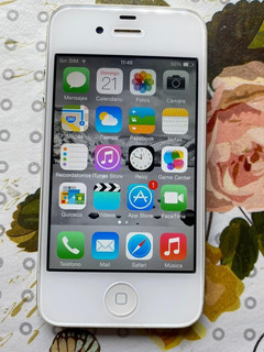 Celular iPhone 4 Impecable !!!