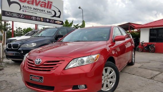 Toyota Camry Le Rojo2007