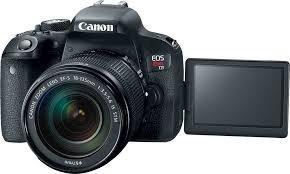 Camara Canon T7i 18-55 Factura Garantia