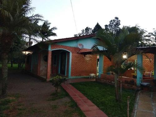 Chácara 10.000 M² - Santa Cruz Da Concórdia - Taquara - Rs - 1875 - 32776313