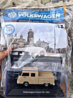 Autos De Volkswagen La Colección Oficial Fascículo 13 Sellad