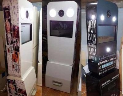 Totem Fotografico Photobooth Arriendo Y Venta