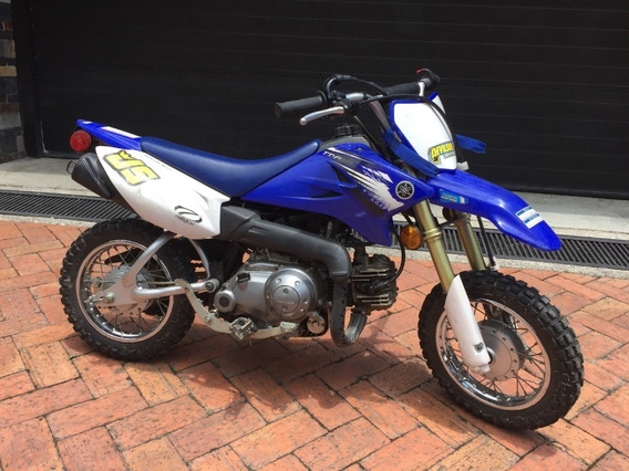 Yamaha 50 Tt Mod 2011