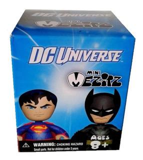 Figura Sorpresa Universo Dc Super Heroes Mini Mez-itz Mezco