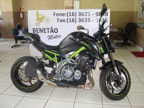 Kawasaki Z 900 Preto 2019