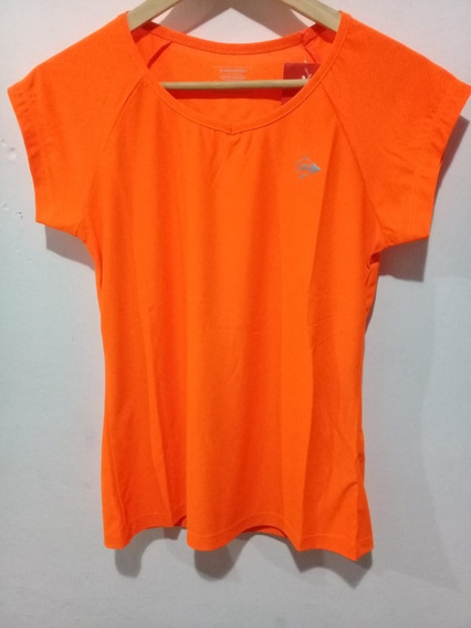 Remera Dunlop Shirt Sport Dnt Lady