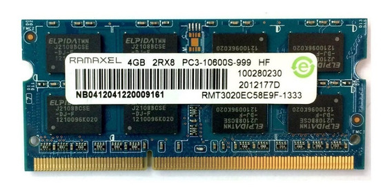 Memoria Ram Ddr3 4gb 1333mhz Ramaxel