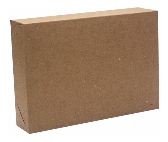 Caixa Para Presente C/20 Unidades 29,5x23,5x5,5 R3 - Kraft