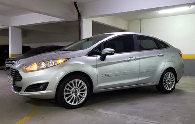 Ford New Fiesta Sedan 2015 1.6 Titanium Flex Powershift
