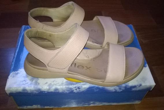Sandália Usaflex Conforto
