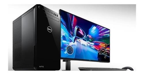 Desktop Xps 8930 Completo Com Monitor, Teclado E Mouse Sem F