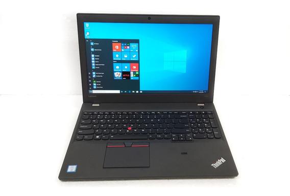Notebook Lenovo Thinkpad P50s I7-6600u 16g Ram Hd500gb