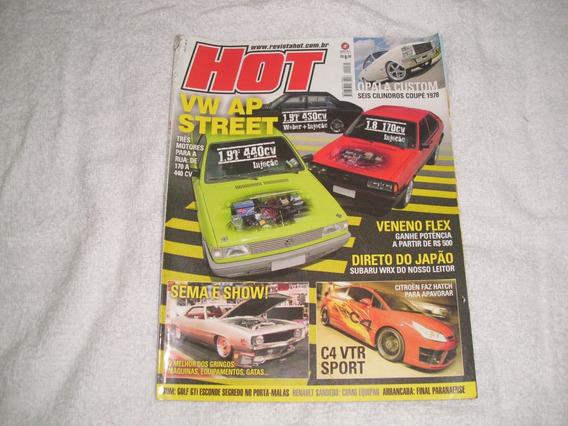 Revista Hot Número 71 De Dezembro 2007