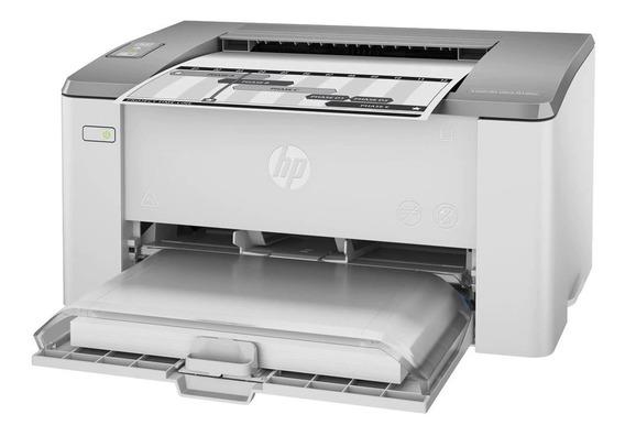 Impressora Hp Laser Jet Ultra M106w Wi-fi Usb Eprint 110v
