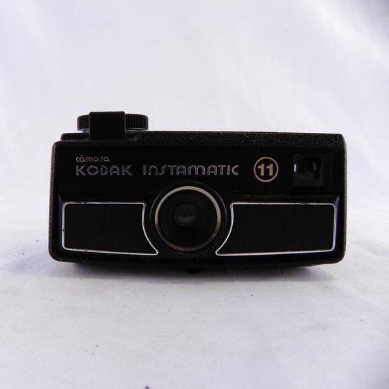 Câmera Kodak Instamatic Nº 11 - No Estado