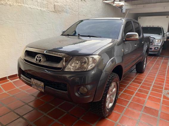 Toyota Hilux Kavak Automática