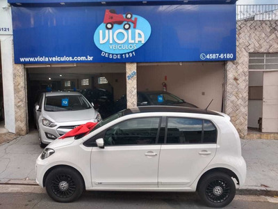 Vw Up Tsi Move Branco 2016