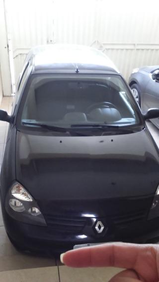Renault Clio 1.0 2 Portas Preto