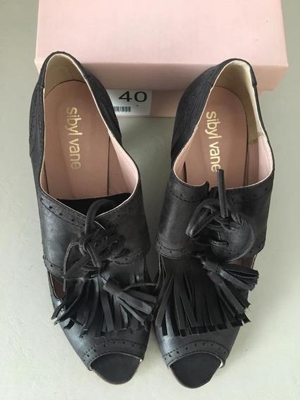 Zapatos Sibyl Vane (nuevos)