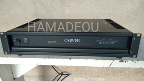 Amplificador Carver Pm420 Mad In Usa