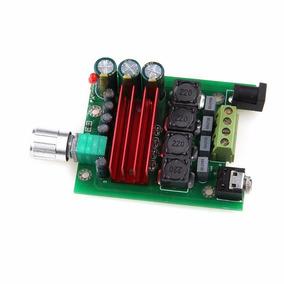 Placa Amplificador 50+50w 4 Ohms