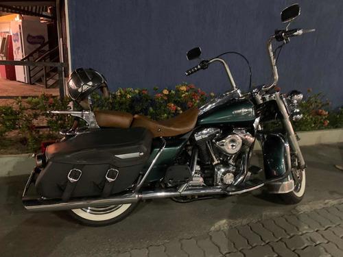 Imagem 1 de 10 de Harley Davdson Road King