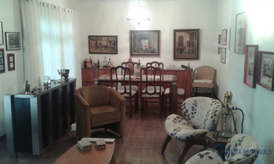 Maravilhosa Casa Térrea Ao Lado Do Aeroporto De Congonhas - Com Suíte E 2 Vagas!!! - Ja12983