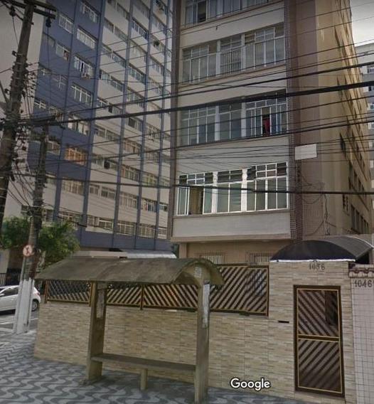 Cobertura 231m² Itararé São Vicente - Cb8535l