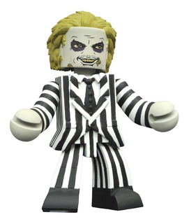 Beetlejuice Diamond Select Toys Vinimates Tipo Funko Pop