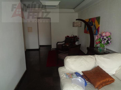 Cobertura A Venda Em Praia Grande, Vila Tupi, 4 Dormitórios, 4 Suítes, 5 Banheiros, 1 Vaga - Cb1111