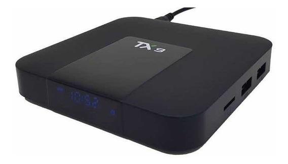 Tx9 Cpu Android Box Para Tv 2 Gb De Ram 16 Gb De Rom