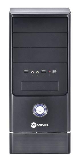 Pc Simples Intel Core 2 Duo 4gb Hd320gb + Placa De Video 2gb