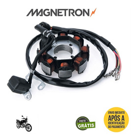 Estator Dafra Speed 150 Original Magnetron
