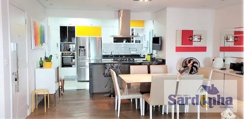 Apartamento À Venda - Vila Andrade - São Paulo - 3980