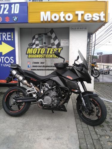 Ktm 990 Supermoto Modelo 2011 Km 83.219