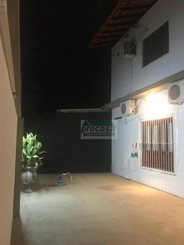 Imagem 1 de 30 de Casa Com 5 Dormitórios À Venda, 400 M² Por R$ 850.000 - Planalto - Manaus/am - Ca4329