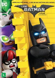 Lego Batman - O Filme - Dvd