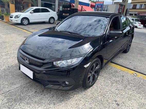 Honda Civic 2.0 Sport Flex Aut. 4p 2019