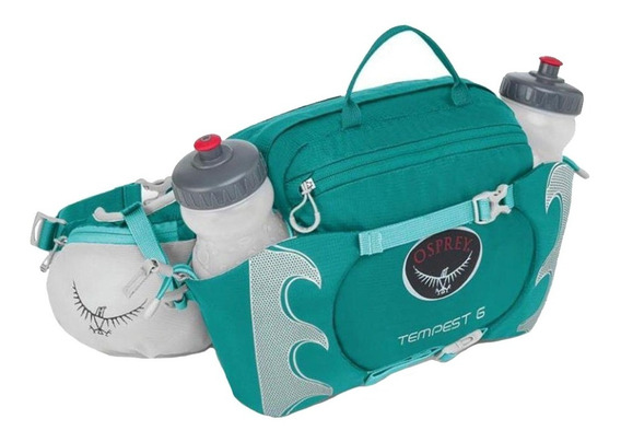 Cangurera Deportiva Mujer Tempest 6 Verde Osprey Packs