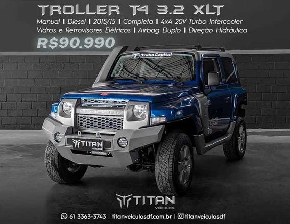 Troller Troller T4 3.2 Xlt 4x4 20v Turbo Intercooler Di