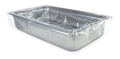Pansaver Eco Oven Safe Pan Liner Full Pan Shallow