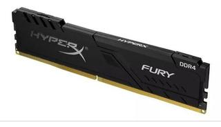 Memoria Hyperx Fury 16gb Ram 2666mrz