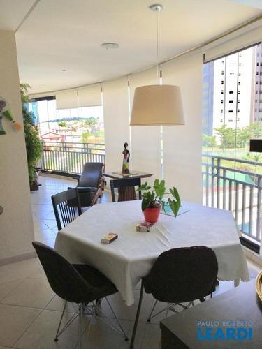 Imagem 1 de 6 de Apartamento - Tamboré - Sp - 585885