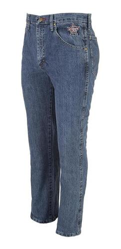 Imagen 1 de 4 de Jeans Vaquero Wrangler Hombre Boot Cut - H8pbras