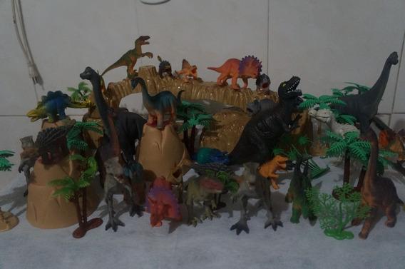 Dinossauros Lote R$ 130,00 + Frete