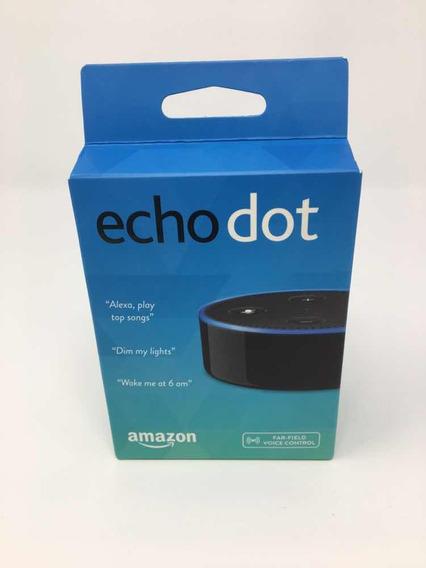 Echo Dot Amazon Alexa 2ª Geração