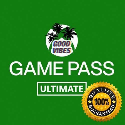 Xbox Game Pass Ultimate 1 Mes Renovacion Promocion