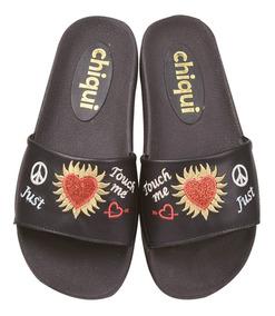 8e4f07b271396f Sandálias e Chinelos Femininas Chinelos com o Melhores Preços no ...